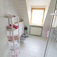 Ferienwohnungen Bickel - Wohnung 4 - Badezimmer