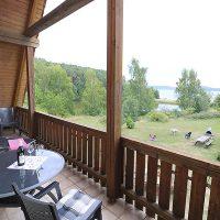Ferienwohnungen Bickel - Wohnung 4 - Balkon