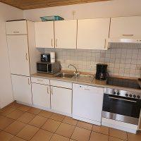 Ferienwohnungen Bickel - Wohnung 4 - Küche