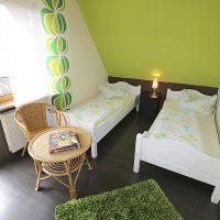 Ferienwohnungen Bickel - Wohnung 4 - Kinderschlafzimmer